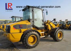 Quality WEICHAI Engine Heavy Construction Machinery ,  5000kg load Medium Wheel Loader with 3m³ bucket for sale
