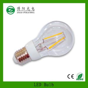 China hot sale factory led bulb glass bulb filament led bulb on sale