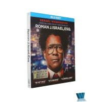 2018 Blue ray MOVIES Roman J. Israel, Esq 1BD Adult blu-ray movies cartoon dvd Movies disney movie HOT SALE