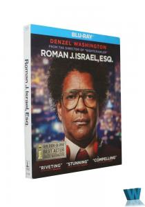 China 2018 Blue ray MOVIES Roman J. Israel, Esq 1BD Adult blu-ray movies cartoon dvd Movies disney movie HOT SALE on sale