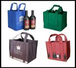 High quality Promotional custom logo non woven shopping bag with your size