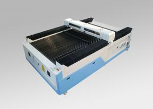 China Flatbed Co2 Laser Cutting Machine 100W Belt Transmission With Auto Feeding System on sale