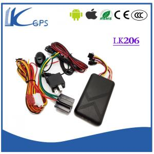 China ublox chip gps tracker Mini Motorcycle GPS Tracker Remote Cut Off Engine LK206 on sale