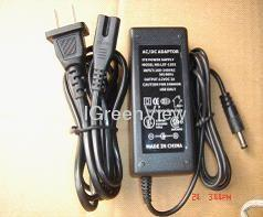 China CCTV Camera power supply 12V2A (Dual cords,3years warranty) on sale