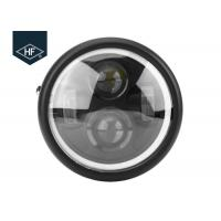 China LED Angle Eye Aftermarket Motorcycle Lights Bright For Harley Davidson on sale