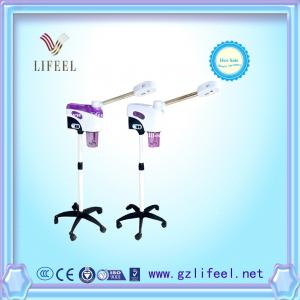 China Electric beauty salon single hot or cold facial steamer for sale on sale