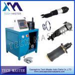 Auto Air Suspension Shock Hydraulic Hose Crimping Machine 0.05mm Accuracy