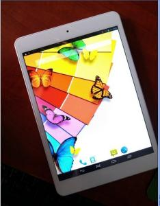 China 7.85 Inch Tablet PC Android 4.4  MTK8382 Quad Core 1.3GHZ Dual Camera Bluetooth Gps Tablet 3G Phone Call on sale