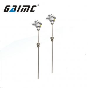 China GPT Customized temperature probe sensor price B S J R type K thermocouple on sale