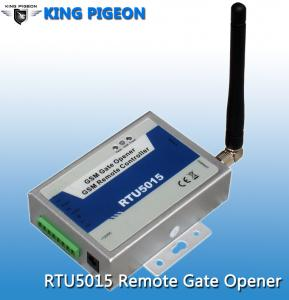 China RTU5015 Wireless GSM Gate Opener for warehouse and community gate on sale