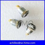 reliable supplier female 1B shell size ECG.1B.304.CLL 4 pin lemo fixed socket