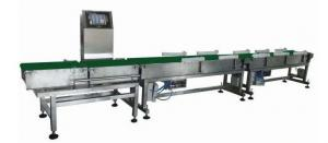 China Intelligent Automatic cheap high speed and precision weight checkweigher on sale