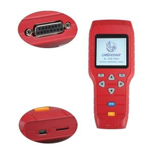 China OBDSTAR X-100 PRO X100 Pro Auto Key Programmer (C) Type For IMMO And OBD Software Function on sale