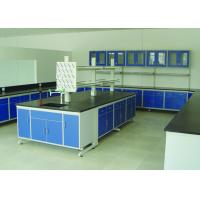 China Chemical Resistant Laminate School Laboratory Furniture High Wear Resistance on sale