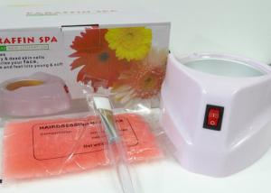 China Paraffin Depilatory Wax Heater Hot Digital Skin Care Temperature Control 150ml with 120g paraffin wax on sale