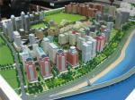 Architectural 3d Print Physical Model , Scale Model Real Estate&construction Factory