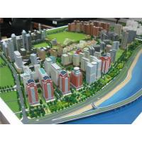 China Architectural 3d Print Physical Model , Scale Model Real Estate&construction Factory on sale