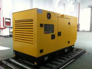 China 3 Phase Silent Perkins Diesel Generator , 25kva 20kw Diesel Generator on sale