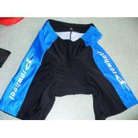 Sublimated Printing Cycling Shorts