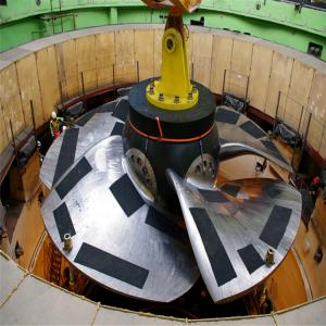 China Water Powered Kaplan Turbine Used in Hydropower Generation Plant on sale