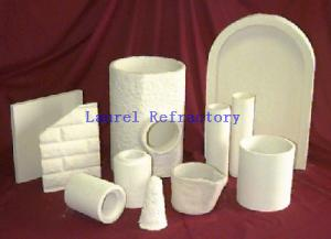 China Lightweight Ceramic Fiber Formed Shapes Refractory For Industrial Heater, Combustion Chambers on sale