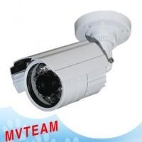 China 420TVL - 700TVL Waterproof CCTV IR Cameras With 4-9mm Electronic Zoom Lens, 3-Axis Bracket on sale