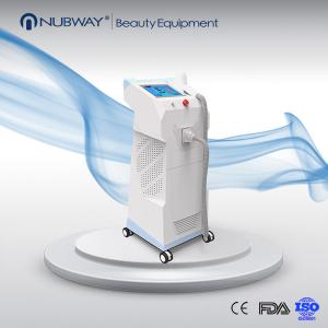 China 808nm diode laser hair removal machine-diode laser beauty machine 600w German laser bar on sale