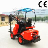 Hot selling well with garden tractor