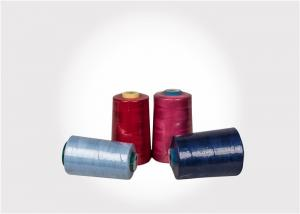 China Industrial spun polyester sewing thread garment usage high tenacity on sale