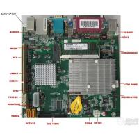 China mini-ATX industrial motherboard with intel atom N270 (PCM5-928EM) on sale