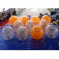 Outdoor Inflatable Garden Toys Hamster Inflatable Zorb Ball For Sport Games