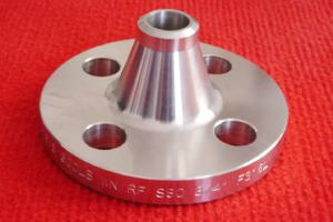 China A105 Stainless Steel Welding Neck Flange JIS on sale
