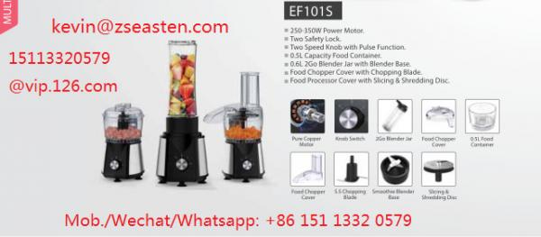 Multifunction Food Processor/ Dough Mixer/ Slicer/ Blender All-in-one/ Mini Baby Images