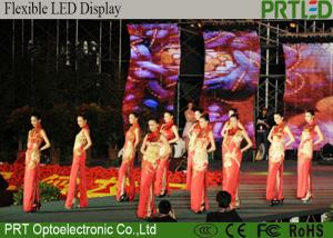 China Refresh Rate Up 2000Hz LED Mesh Flexible Curtain Screen P9.375 Fix / Hanging / Rental on sale