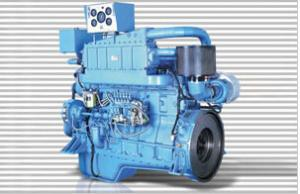 China Genuine Cummins KTA19 Main Propulsion Engine For Trawler Boat With Gearbox on sale