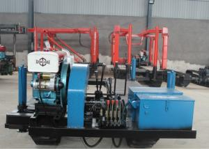 China Crawler Geological Drilling Rig Machine/ Rock Drilling Rig With 300m Drilling Depth on sale