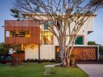 One Stop Service Small Prefab Homes , Modern Modular Homes Shock Resistance