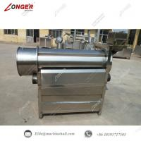 Peanut Seasoning Machine|Potato Chips Seasoning Machine|Single-Drum Potato Chips Flavoring Machine|Flavoring Machine