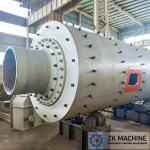 AC Motor Building Materials 5TPH Air Swept Coal Mill