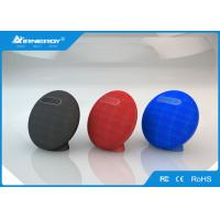 Nice design cloth Bluetooth speaker, support TF card, AUX Line-in port, Built-in 3000mAH battery