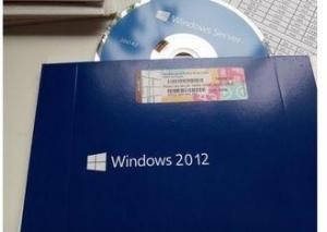 China OEM Windows Server 2012 Standard Retail , 32 64 Bit Windows 2012 R2 Standard Retail on sale