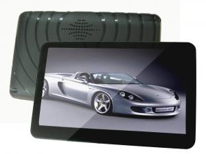 China DSP 248MHz 5 Inch 2GB NAND Flash Widescreen Portable GPS Navigators For Automotives on sale