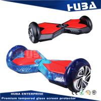 China Red Blue Waterproof Two Wheel Hoverboard 2 Wheel Electric Scooter For Adults on sale