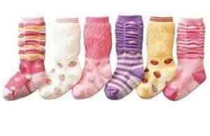 China Lovely soft sole permeable moisture wicking comfy Non Slip Baby Socks for baby girl on sale