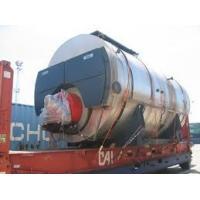 chaudières industrielles de vapeur diesel économiseuse d