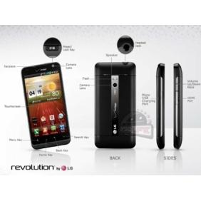 China LG Revolution 4G Android Phone (Verizon Wireless) on sale