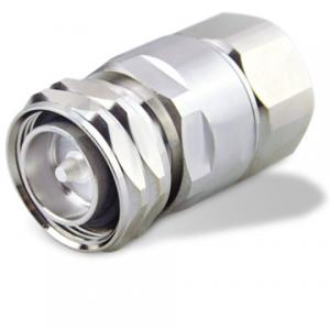 """China 2.5KV / 50Hz Coaxial Cable Connector Adapter  Din 7/16 Male To 7 / 8 """" Coaxial Cable on sale"""