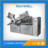 China AUTOMATIC TUBE FILLING AND SEALING MACHINE FOR TOOTHPASTE on sale