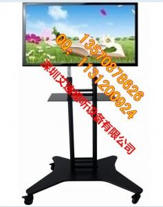 China AD-310Plasma mount floor lcd mobile stand Universal Flat screen TV bracket Samsung Monitor Brackets on sale