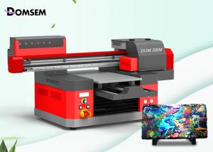 China 3d Embossment Uv Digital Printing Machine For Silicon Leather Metal Glass Phone Case on sale